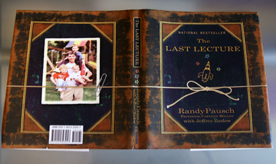 The Last Lecture – Andy Pausch